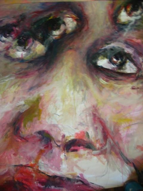 2008-Malerei-Bewegung-6-Augen-Luisa-Pohlmann-Kunst-Berlin