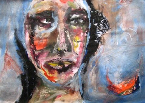 2008-Malerei-Farbe-14-schwimmen-blau-Luisa-Pohlmann-Kunst-Berlin