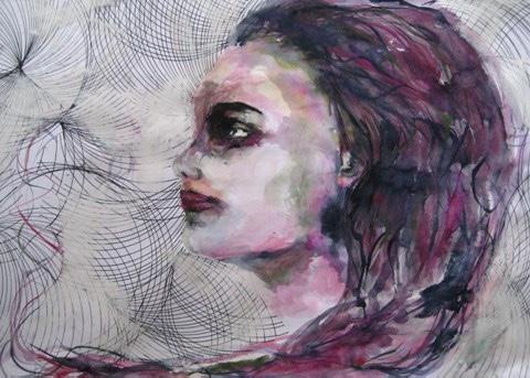 2008-Malerei-Farbe-15-geometrie-Lila-portrait-Luisa-Pohlmann-Kunst-Berlin