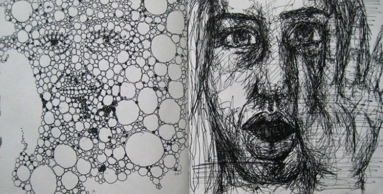 2008-Skizzen-Bewegung-11-Glas-Hand-Luisa-Pohlmann-Kunst-Berlin