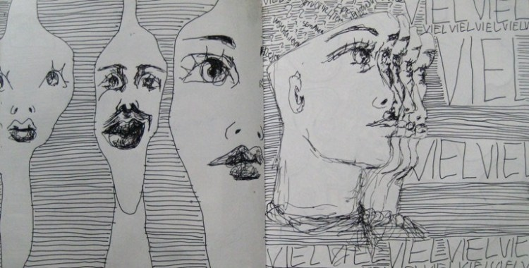 2008-Skizzen-Bewegung-21-zu-Viel-Luisa-Pohlmann-Kunst-Berlin