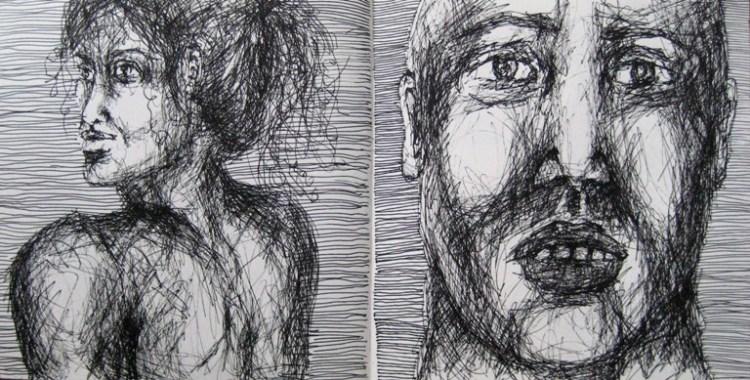 2008-Skizzen-Bewegung-30-Rücken-Luisa-Pohlmann-Kunst-Berlin