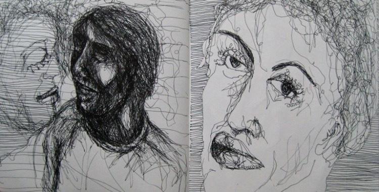 2008-Skizzen-Bewegung-36-Gesichter-Portraits-Luisa-Pohlmann-Kunst-Berlin