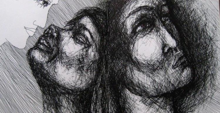 2008-Skizzen-Bewegung-39-Gesichter-Portraits-Luisa-Pohlmann-Kunst-Berlin