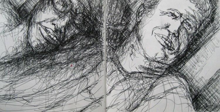 2008-Skizzen-Bewegung-5-Hängematte-Luisa-Pohlmann-Kunst-Berlin