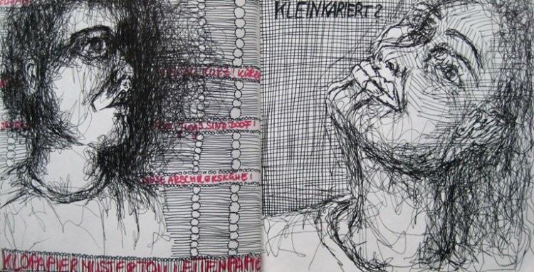 2008-Skizzen-Bewegung-6-kleinkariert-Luisa-Pohlmann-Kunst-Berlin