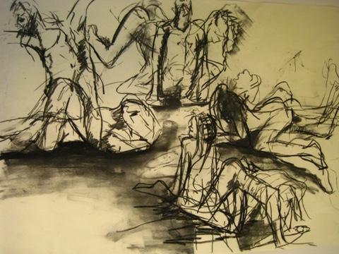 2008-Zeichnung-Bewegung-15-Luisa-Pohlmann-Kunst-Berlin