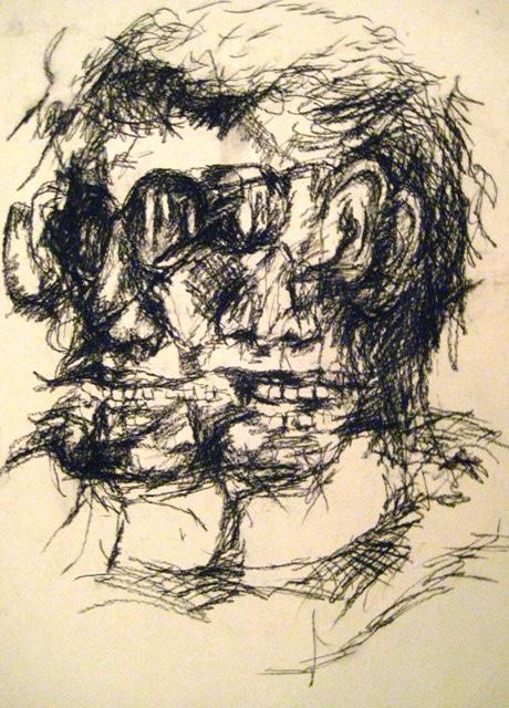 2008-Zeichnung-Bewegung-3-Luisa-Pohlmann-Kunst-Berlin