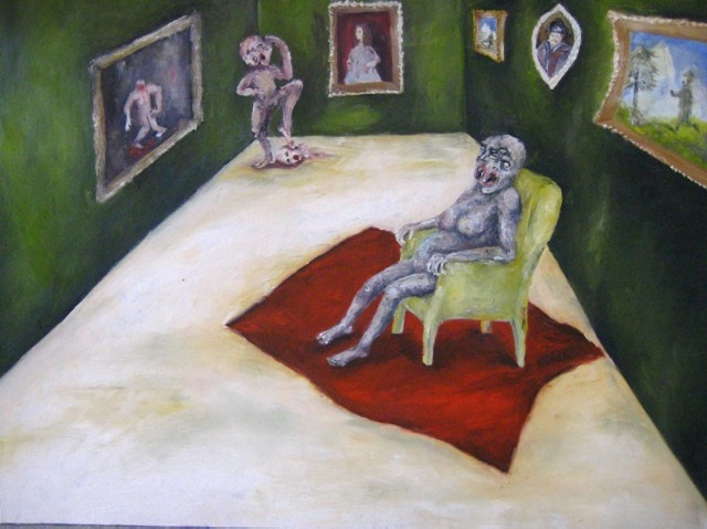 2009-Malerei-Angst-7-Sessel-Kopf-Galerie-Luisa-Pohlmann-Kunst-Berlin
