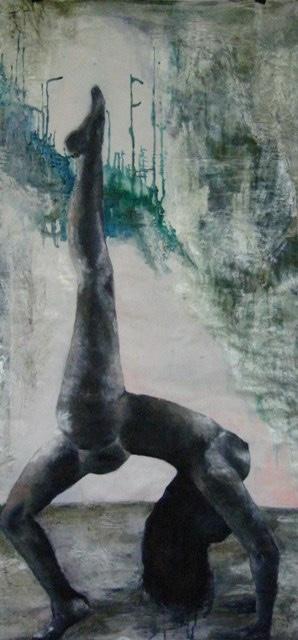 2009-Malerei-Tanzen-2-Luisa-Pohlmann-Kunst-Berlin