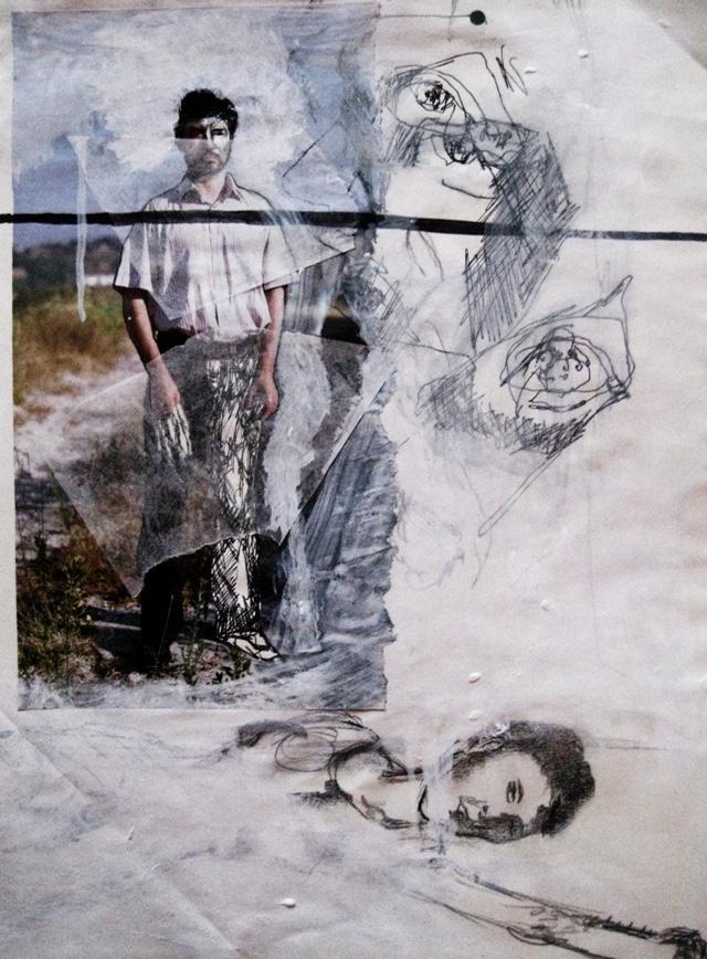 2009-Zeichnung-Angst-14-auge-Mann-Luisa-Pohlmann-Kunst-Berlin