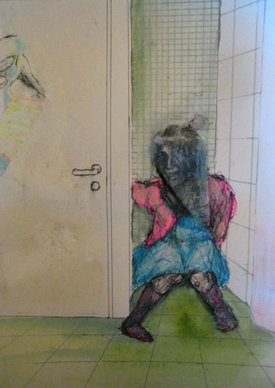 2009-Zeichnungen-Tanzen-6-Luisa-Pohlmann-Kunst-Berlin