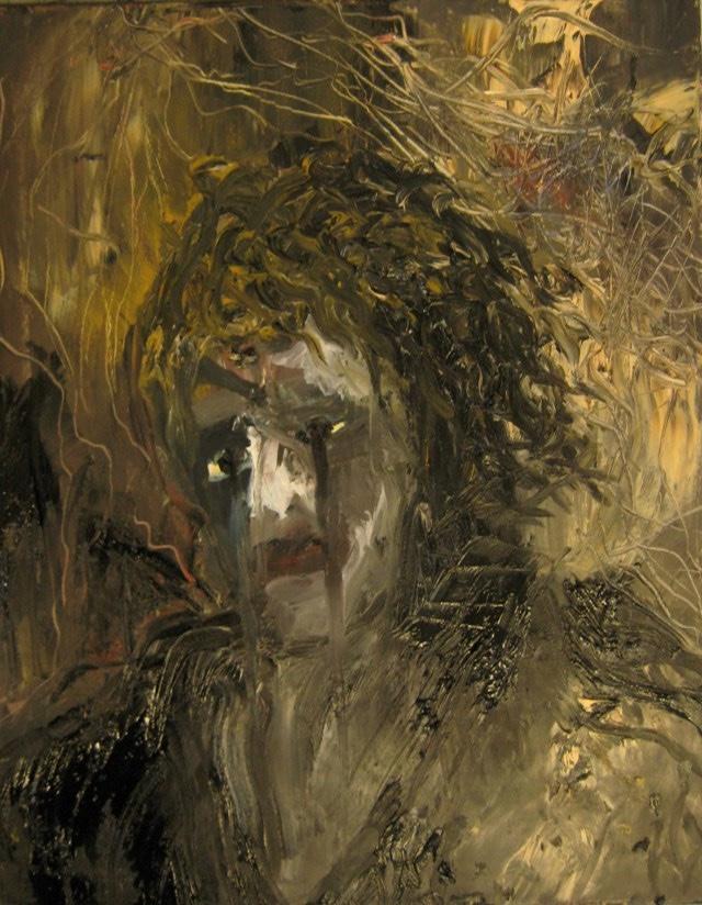 2010-Malerei-Schmerz-7-Monster-Luisa-Pohlmann-Kunst-Berlin