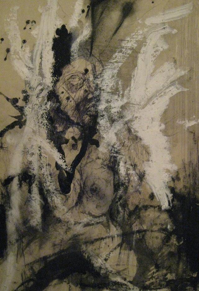2010-Zeichnung-Schmerz-10-indianerin-brust-Luisa-Pohlmann-Kunst-Berlin