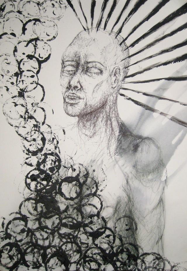 2010-Zeichnung-Schmerz-5-fliegen-strahlen-seifenblasen-Luisa-Pohlmann-Kunst-Berlin