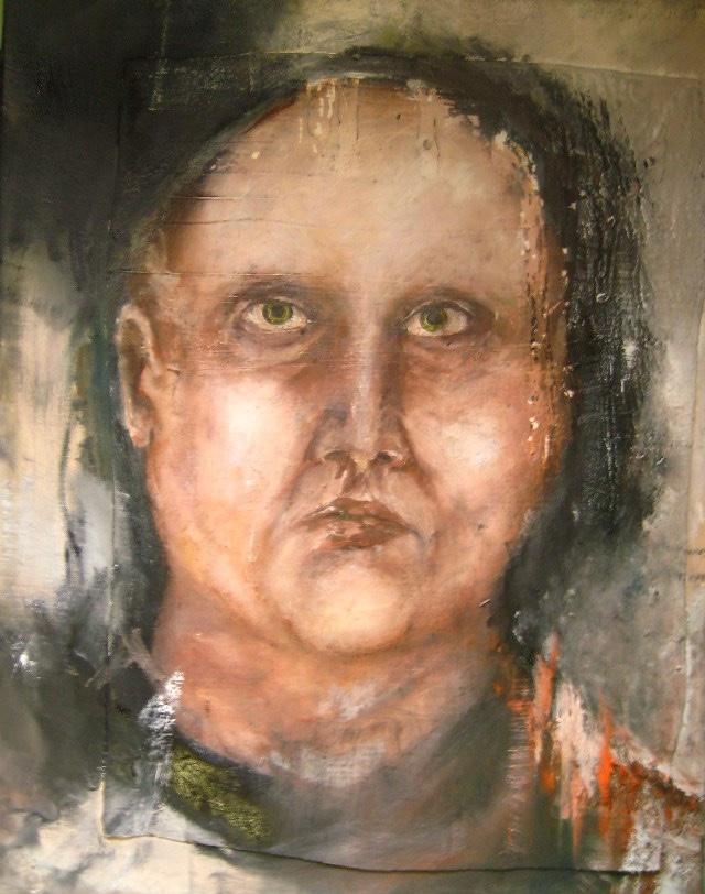 2011-Malerei-Emotion-6-Angst-Zombie-Luisa-Pohlmann-Kunst-Berlin