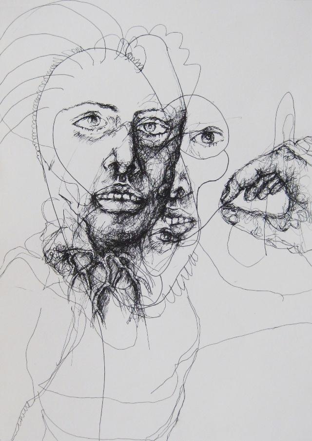 2011-Zeichnung-Emotion-19-faden-portrait-Luisa-Pohlmann-Kunst-Berlin