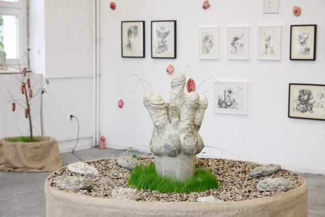 2012-Ausstellung-Sex-2-Penisbrunnen-ocktocock-Luisa-Pohlmann-Kunst-Berlin