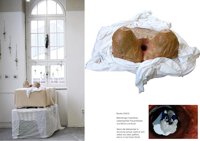 2012-Ausstellung-Sex-5-vulva-installation-vagina-bett-Luisa-Pohlmann-Kunst-Berlin