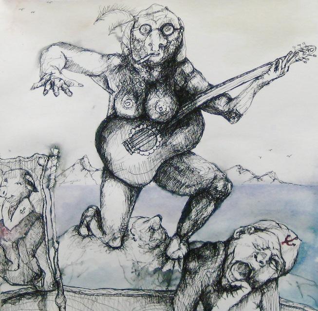 2012-Zeichnung-Sex-27-nackt-musik-zigarette-Luisa-Pohlmann-Kunst-Berlin