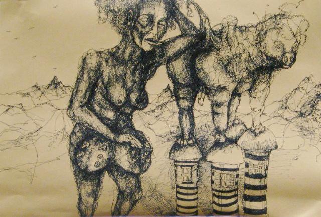 2012-Zeichnung-Sex-28-euter-nackt-leuchtturm-schwein-Luisa-Pohlmann-Kunst-Berlin