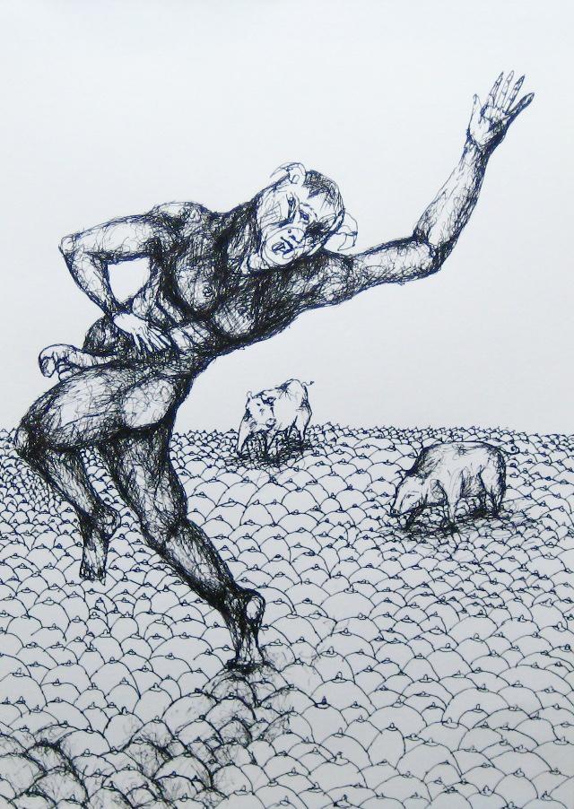 2012-Zeichnung-Sex-3-bueste-schwanz-kuh-Luisa-Pohlmann-Kunst-Berlin