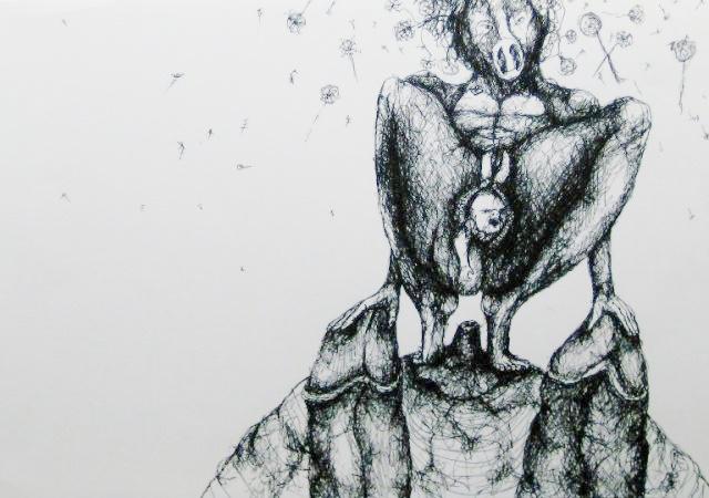 2012-Zeichnung-Sex-37-penis-brust-geburt-Luisa-Pohlmann-Kunst-Berlin