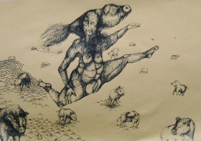 2012-Zeichnung-Sex-41-fliegen-brust-Luisa-Pohlmann-Kunst-Berlin