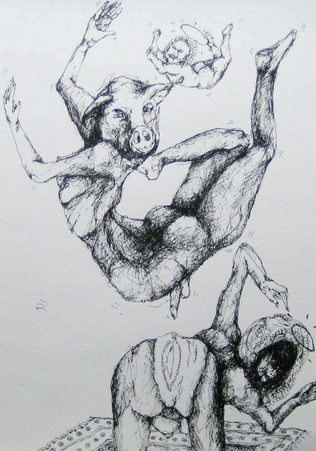2012-Zeichnung-Sex-45-fliegen-sex-spaß-Luisa-Pohlmann-Kunst-Berlin