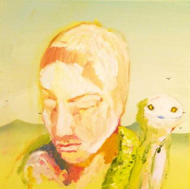 2013-Malerei-Freiheit-26-schlange-weißheit-vögel-Luisa-Pohlmann-Kunst-Berlin