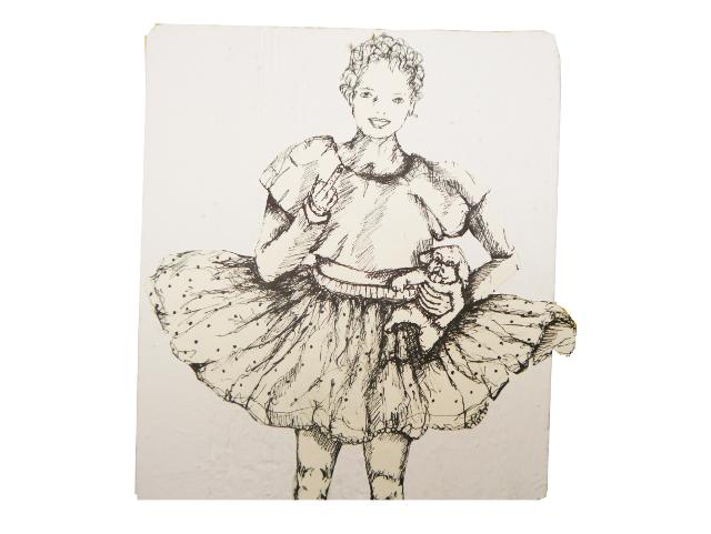 2013-Zeichnung-Freiheit-27-fuck-you-hund-frech-Luisa-Pohlmann-Kunst-Berlin