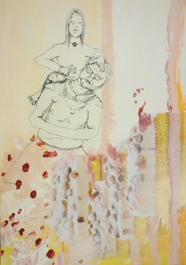 2013-Zeichnung-Freiheit-39-agentur-für-arbeit-unterdrückung-Luisa-Pohlmann-Kunst-Berlin