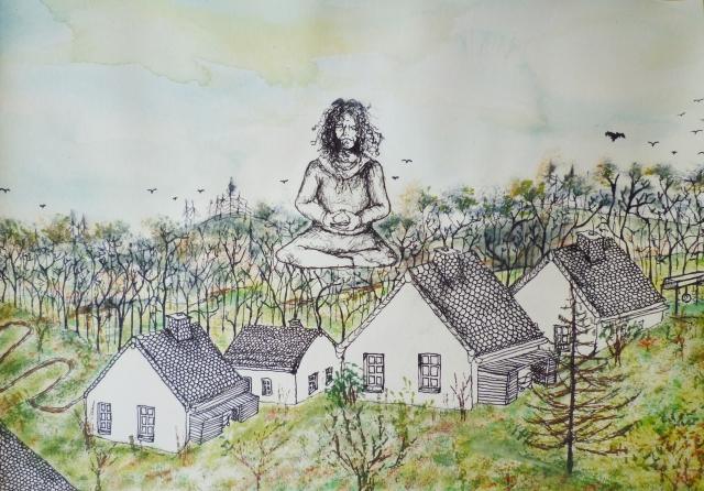 2013-Zeichnung-Freiheit-45-ruhe-erholung-stille-natur-Luisa-Pohlmann-Kunst-Berlin