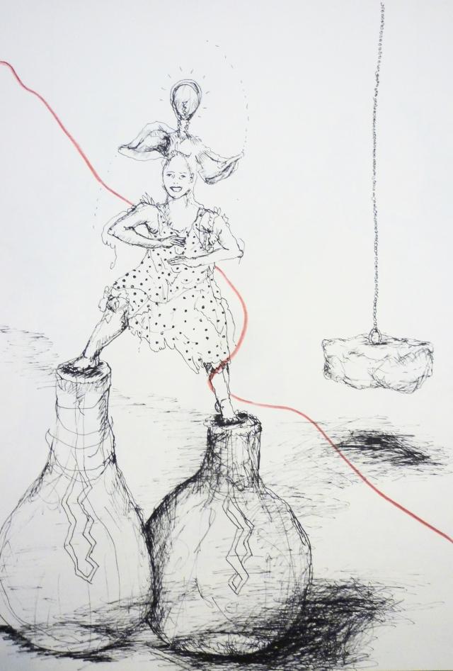 2013-Zeichnung-Freiheit-8-Glühbirne-schloss-freudenberg-Luisa-Pohlmann-Kunst-Berlin