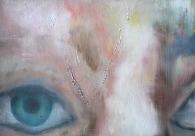2014-Malerei-Kosmos-17-augen-blick-Luisa-Pohlmann-Kunst-Berlin