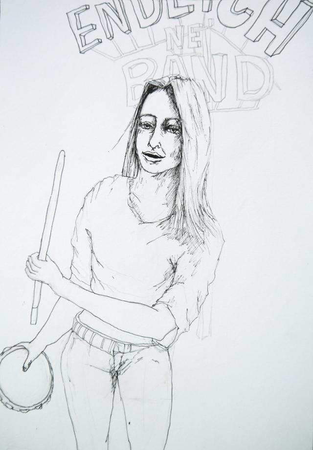2014-Zeichnung-Kosmos-28-endlich-band-musik-Luisa-Pohlmann-Kunst-Berlin