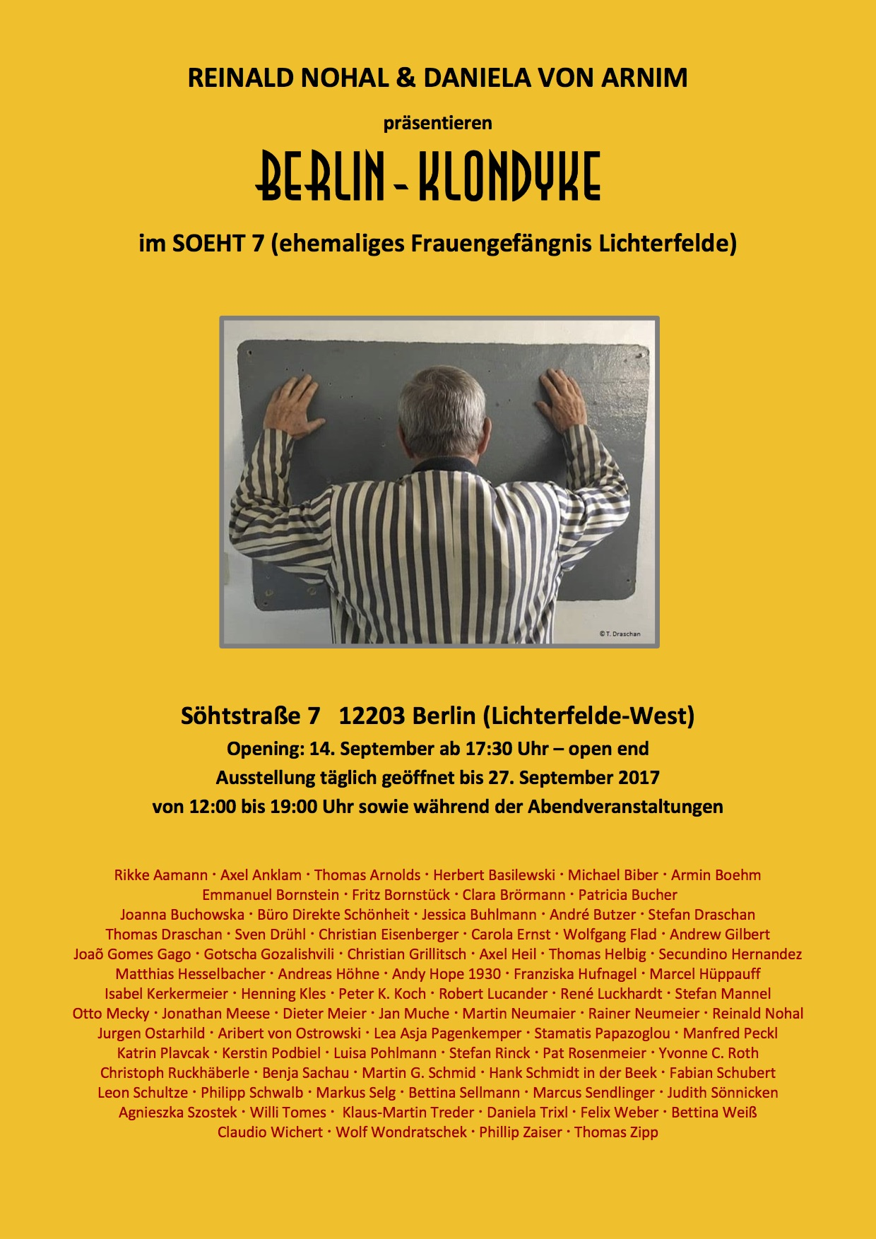 Einladung Berlin-Klondyke im Soeht7